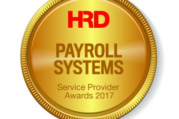2017 HRD Magazine Awards Payroll Systems Gold